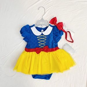 DISNEY BABY Snow White Onesie